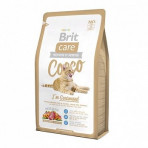 Brit Care Cat Cocco Gourmand для кошек Утка/Лосось