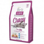 Brit Care Cat Crazy Kitten для котят Курица